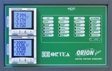 Панель управления ORION Plus